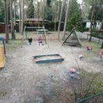 Bospark Dennenrhode faciliteiten